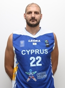 Headshot of Christodoulos Kaskiris