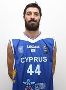 Headshot of Iakovos Panteli