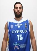 Headshot of George Theocharides
