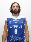 Headshot of Andreas Pilavas