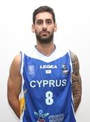 Headshot of Gabriel Kilaras