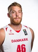 Headshot of Frederik Rungby