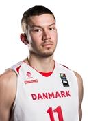 Headshot of Nicolai Hvidberg-Andersen