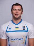 Headshot of Kyrylo Fesenko