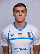 Headshot of V'Yacheslav Bobrov