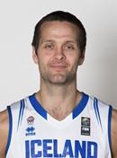 Headshot of Hlynur Baeringsson