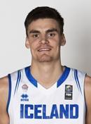 Headshot of Hordur Vilhjalmsson