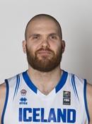 Headshot of Sigurdur Thorsteinsson