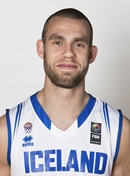 Headshot of Aegir Steinarsson