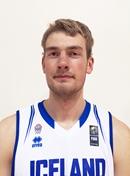 Headshot of Tryggvi Hlinason