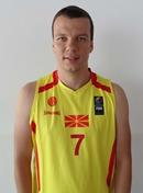 Headshot of Aleksandar Kostoski