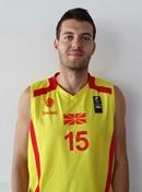 Headshot of Kiril Nikolovski
