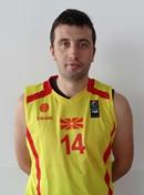 Headshot of Marjan Janeski
