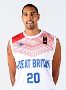 Headshot of Kieron Achara