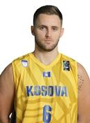 Headshot of Mirza Ahmetbasic