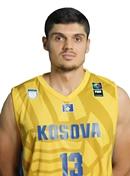 Headshot of Samir Zekiqi