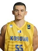 Headshot of Leonard Mekaj