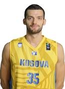 Headshot of Fisnik Rugova