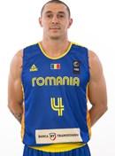 Headshot of Andrei Mandache
