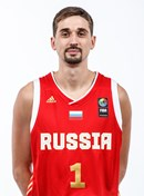 Headshot of Aleksei Shved