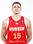 Headshot of Timofey MOZGOV