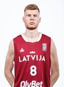 Profile image of Davis BERTANS