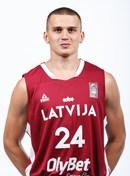 Headshot of Andrejs Grazulis