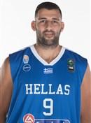 Headshot of Ioannis Bourousis