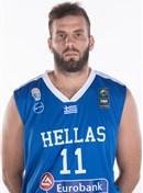 Headshot of Nikos Pappas