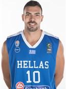 Headshot of Kostas Sloukas