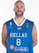 Headshot of Nick Calathes