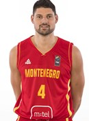 Headshot of Nikola Vucevic