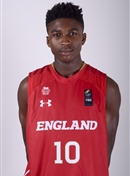 Headshot of David Obediah