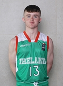 Headshot of Oisin O'Reilly
