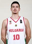 Headshot of Tsvetomir Kurtev