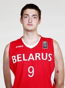Headshot of Maksim Sazonau