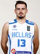 Headshot of Dimitrios Stamatis