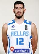 Headshot of Sotirios Billis