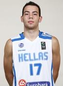 Headshot of Vasileios Mouratos