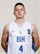 Headshot of Miljan Saric