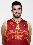 Headshot of Dejan Srbinovski
