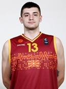 Headshot of Milan Milkov