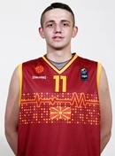 Headshot of Viktor Efremovski