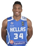 Profile image of Giannis  ANTETOKOUNMPO