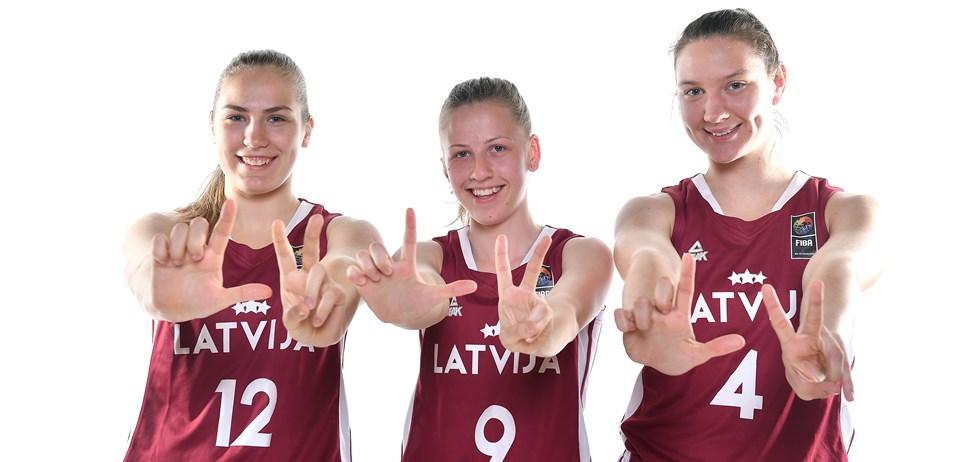Latvian Women Tour Organised