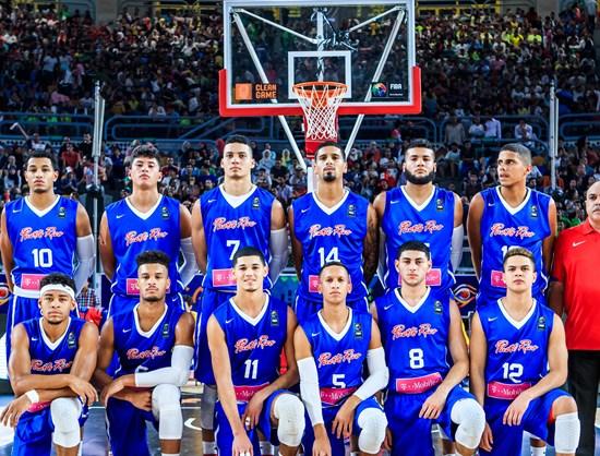 100% authentic 6f78b 3de36 Puerto Rico - FIBA U19 Basketball World Cup 2017 - FIBA ...