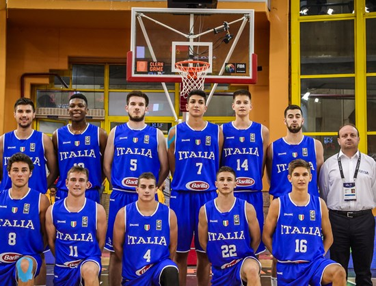 f5bc3f2c57d9e Italy - FIBA U19 Basketball World Cup 2017 - FIBA.basketball
