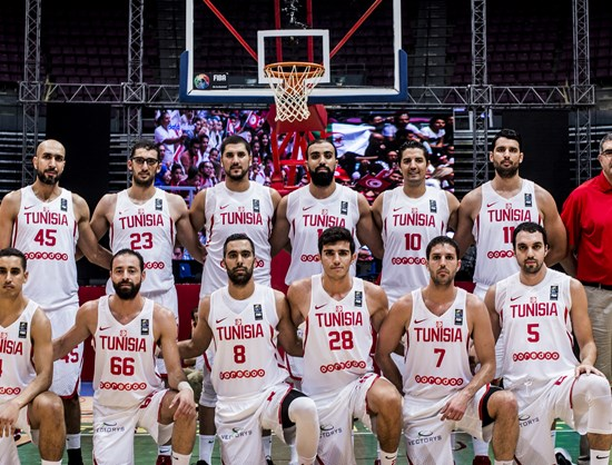 Tunisia Fiba Afrobasket 2017 Fiba Basketball