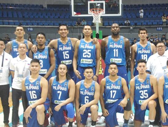 Philippines - SEABA Men Championship 2017 - FIBA basketball