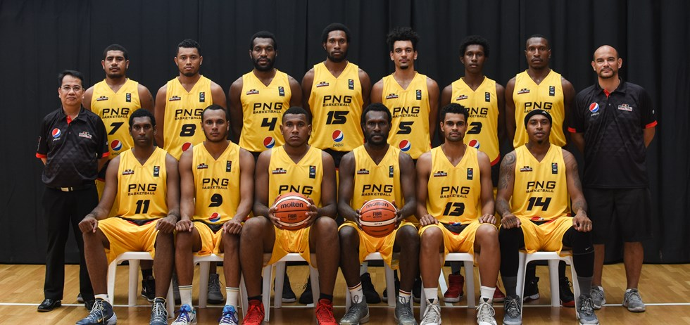 Papua New Guinea Fiba Melanesian Basketball Cup  Fiba Basketball